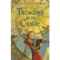 Tuesdays at the Castle - Books