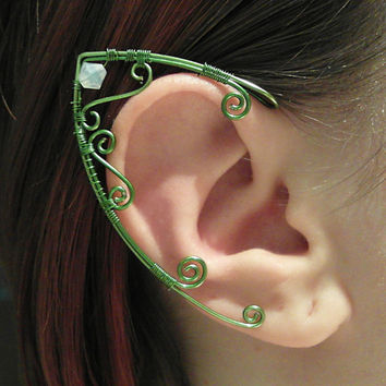 Elf Ear Cuffs -  Elven Jewelry