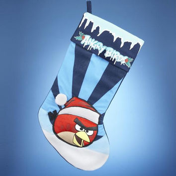 Christmas Stocking - Angry Birds