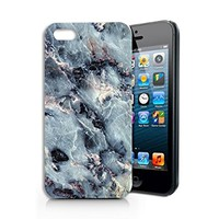 Marble Stone Granite Iphone 6 6S Case, Text Clear Iphone 6 6S Hard Cover Case For Apple Iphone 6/6S -Emerishop (iphone 6)