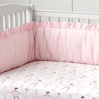 Ballerina Crib Fitted Sheet