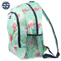 Simply Southern Preppy Collection Seahorse Backpack SH403-NAVY