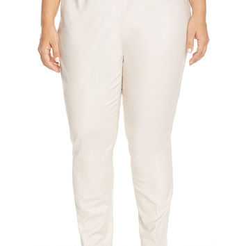 'Perfect' Side Zip Pants (Plus Size)
