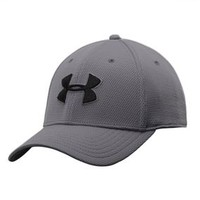 Under Armour Blitzing II Stretch Fit Hat in Graphite 1254123-040