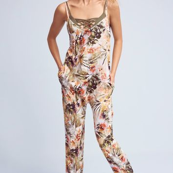 Boys + Arrows Sonia Floral Jumpsuit