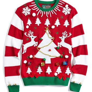 Junior Women's Ugly Christmas Sweater from Nordstrom