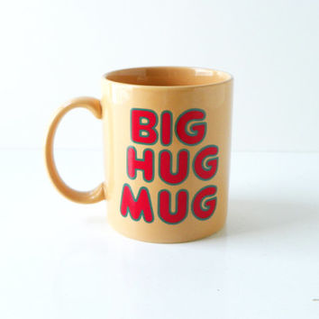 "Mid Century ""Big Hug Mug"" FTD as seen in True Detective HBO"