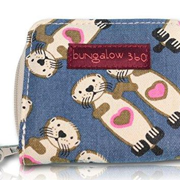 Bungalow 360 Billfold Wallet  Sea Otter