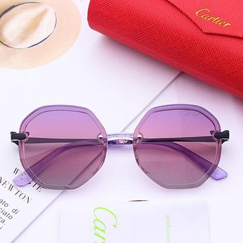 Cartier Fashion New Polarized Travel Sunscreen Couple Eyeglasses Glasses