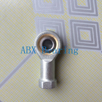 8mm bearing SI8T K PHSA8 SI8 rod end joint bearing metric female right hand thread M8X1.25mm rod end bearing SI8 SI8TK