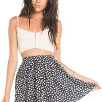 Brandy ♥ Melville |  Heather Skirt