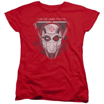 Suicide Squad - I Am The Way Short Sleeve Women's Tee