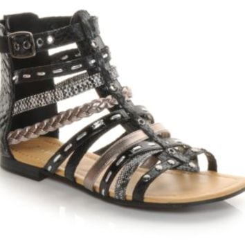 Women's City Classified Elrio-H Black Multi | Shoe Carnival