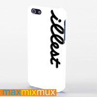 Illest Logo iPhone 4/4S, 5/5S, 5C Series Full Wrap Case