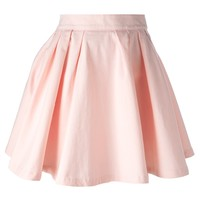 Women - Maison About High Waisted Skater Skirt - twist'n'scout Online