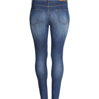 H&M - H&M+ Skinny Jeans - Denim blue - Ladies