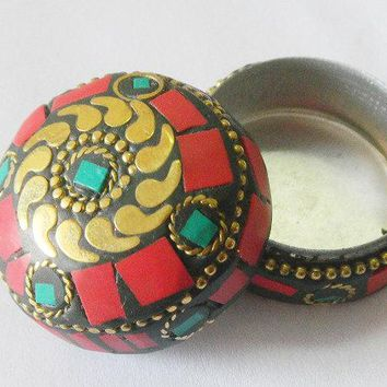 Wedding ring jewelry box,Proposal ring box,Exclusive jewelry package gift for women,Engagement ring box,Indian wedding jewelry box,Red box