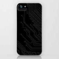 Let's Make Things More Complicated. iPhone & iPod Case by Matt Leyen