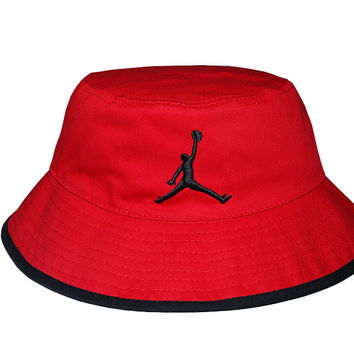 Jordan Women Men Embroidery Sun Visor Bucket Hat Fashion Hat Cap