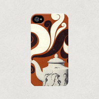 Vintage Which? Teapot Magazine Cover iPhone 4 4s 5 5s 5c Case