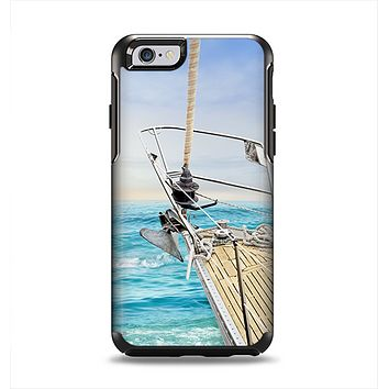 The Vibrant Ocean View From Ship Apple iPhone 6 Otterbox Symmetry Case Skin Set