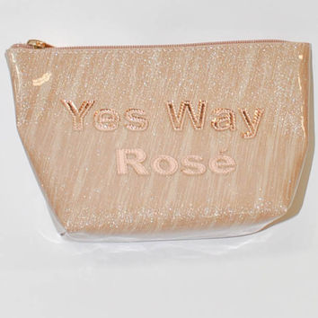 "Reynolds ""Yes Way Rose"" Bag"