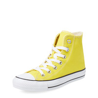 Converse Women's Chuck Taylor All Start Citrus Hi Top - Yellow