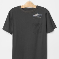 Gap Boys Graphic Pocket Tee