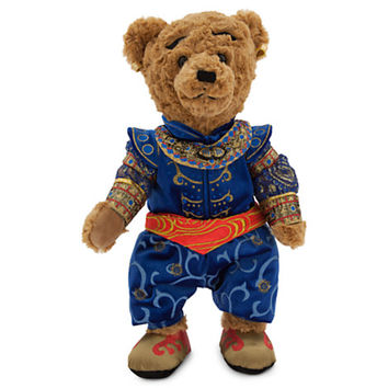 Genie Plush Bear - Aladdin: The Broadway Musical - Medium - 16''