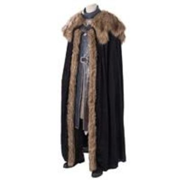 Game of Thrones Jon Snow Cosplay Costumes