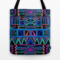 KATOK Tote Bag by Kris Tate