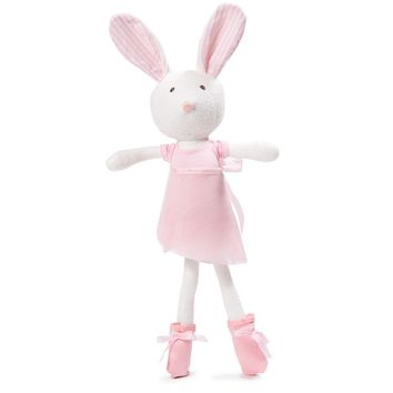 Hazel Village Organic Ballerina Rabbit Doll