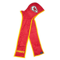 Kansas City Chiefs NFL Ultra Fleece Hoodie Scarf