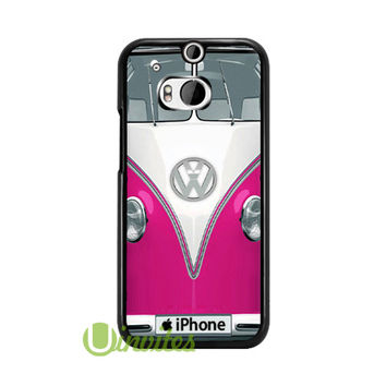 Volkswagen VW Van Pin  Phone Cases for iPhone 4/4s, 5/5s, 5c, 6, 6 plus, Samsung Galaxy S3, S4, S5, S6, iPod 4, 5, HTC One M7, HTC One M8, HTC One X
