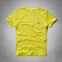 A&F Active Base Layer Tee