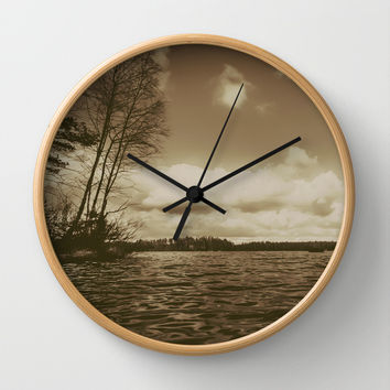 Step by step Wall Clock by HappyMelvin