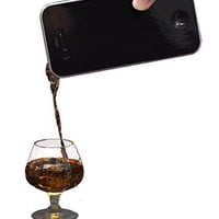 iDrink Phone Hidden Wine Flask - 2 day free shipping!