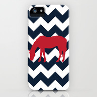 Horse iPhone Case by Gathered Nest Designs