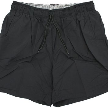 Dockside Swim Trunk in Black by Southern Marsh