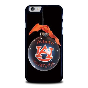 auburn university war eagle iphone 6 6s case cover  number 1