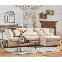 Magnolia Home Homestead Sofa Chaise