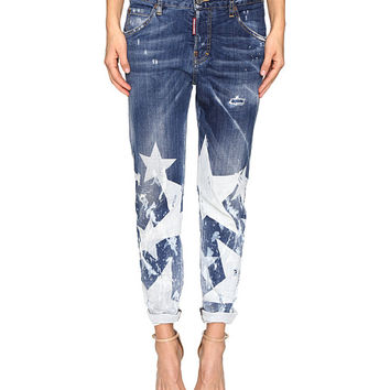 DSQUARED2 Cool Girl Denim in Big Star Wash