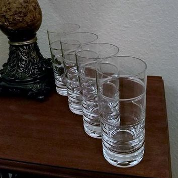 Beautiful Cut Crystal Tumblers