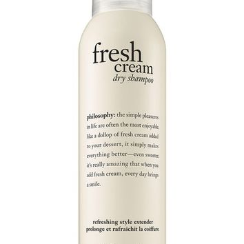 philosophy fresh cream dry shampoo | Nordstrom