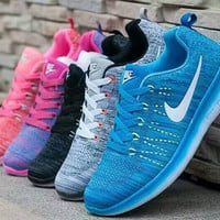 """Nike"" Fashion Breathable Sneakers Sport Shoes (5-color)"