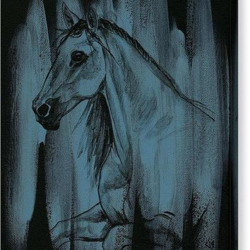 Stallion - Canvas Print