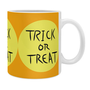 Lisa Argyropoulos Trick or Treat Coffee Mug