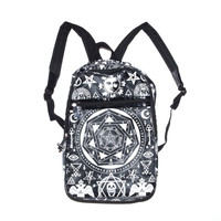 Occult Backpack Black