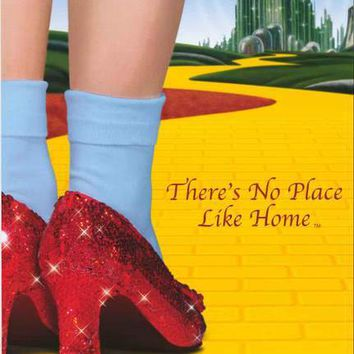 Wizard of OZ No Place Like Home Poster 24x36