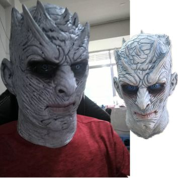 Cosplay Game of Thrones Night's King Walker Face NIGHT RE Zombie Halloween Mask